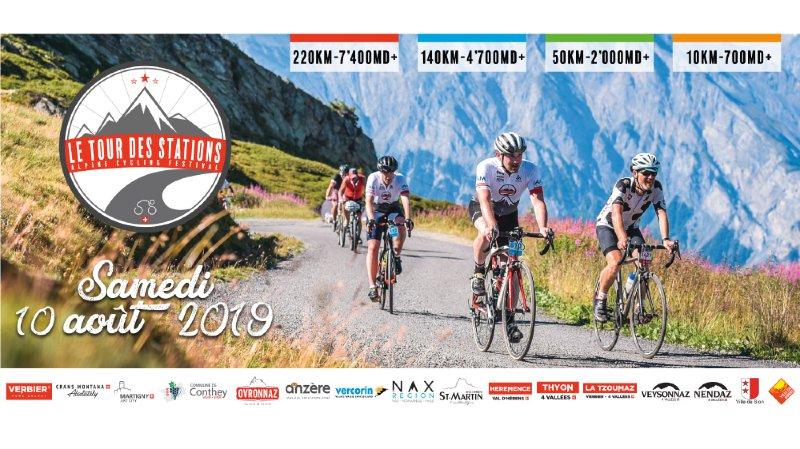 Le Tour des Stations Alpine Cycling Festival