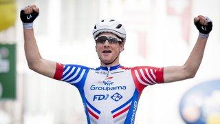 """Stefan Küng remporte sa troisième victoire sur le Tour de Romandie en """"costaud"""""""