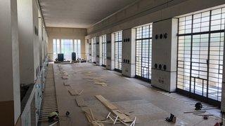 Sion: il sera bientôt possible d'organiser des événements dans l'ancienne usine de Chandoline