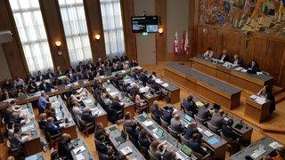 Constituante valaisanne: l'UDC tente en vain d'ajourner le vote du règlement et l'élection du secrétaire général au mois de juin