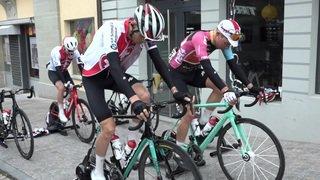 Tour de Romandie: en route avec l'équipe de Swiss Cycling