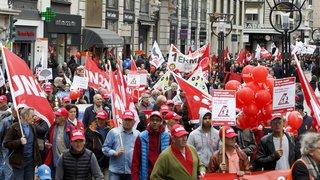 Manifestation: une Fête du Travail sous le signe de la grève des femmes
