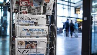 Revue de presse: les élèves violents, l'accord-cadre et la place financière suisse au menu de ce dimanche