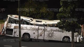 Madère: le Portugal et l'Allemagne sont en deuil après l'accident du car