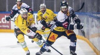 Hockey: Berne remporte l'acte IV de la finale de National League et mène 3-1 dans la série