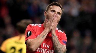 Football - Europa League: l'Eintracht Francfort de Gelson Fernandes élimine le Benfica de Seferovic