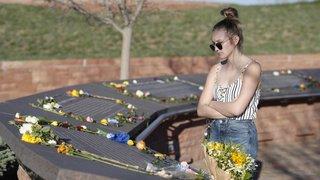 Etats-Unis: commémoration de la tuerie de Columbine 20 ans après