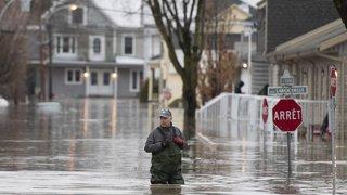 Canada: les inondations prennent de l'ampleur dans l'est