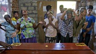 Attentats au Sri Lanka: un couple suisse ferait partie des victimes