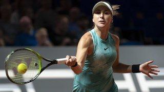 Tennis – Tournoi de Stuttgart: pas d'exploit pour Belinda Bencic