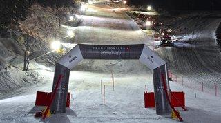 Ski alpin: une exhibition masculine à Crans-Montana