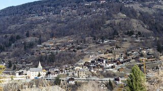 Anniviers/Grône: des travaux d'entretien provoquent la fermeture de plusieurs routes cantonales