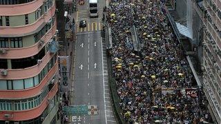 Hongkong se mobilise contre l'extradition