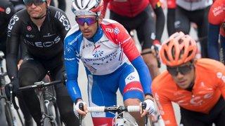 Cyclisme: à Torgon, les Valaisans rouleront pour David Gaudu