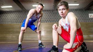 Lutte: Dimitar Sandov et Mathias Martinetti veulent briller sur leur tapis