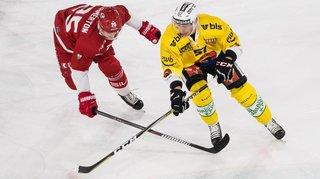 Hockey: Jérémie Kamerzin goûte au titre national avec modération
