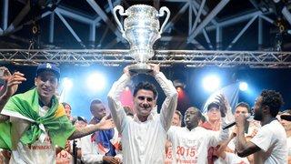 FC Sion: Didier Tholot, l'homme qui a fait briller la treizième étoile de la Coupe de Suisse