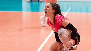 Volley-ball: le nouveau défi de la Valaisanne Tabea Dalliard