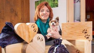 Ces métiers insolites pour nos animaux: Anne-Laure la croque-mort