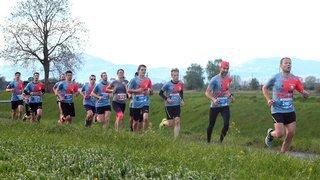 Course à pied: le Tour du Chablais se poursuit en Valais