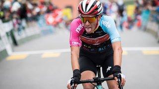 Tour de Romandie: Simon Pellaud est assuré de ramener le maillot du meilleur grimpeur