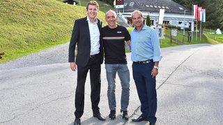 Cyclisme: Torgon, une future destination pour les grimpeurs?
