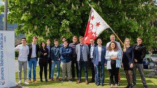 Conseil national: 18 jeunes PLR du Valais romand en lice