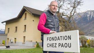 Jean-Yves Raymond, directeur de Chez Paou: «L'avenir est préoccupant pour les jeunes qui passent à travers le filet social»
