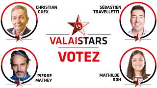 ValaiStars: élisez la personnalité du mois d'avril!