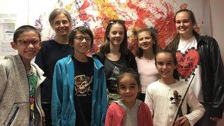 Festival Flatus: Léonard de Vinci inspire les jeunes