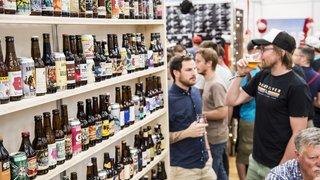 Bières artisanales valaisannes: Lager contre l'industrie