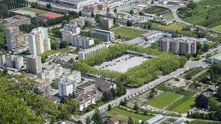 Le prix des appartements continue de baisser en Valais