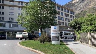 L'Hôpital de Viège va repasser en mains communales