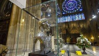 La Suisse bouge: Escape Vétroz pour retrouver le trésor de l'abbaye de Saint-Maurice