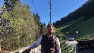 Antennes 5G à Champéry: même pas peur!