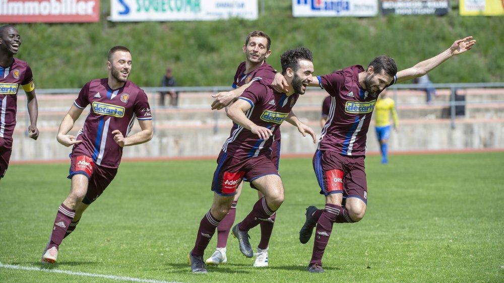 La fin de saison du FC Martigny-Sports s'annonce plus palpitante que jamais.