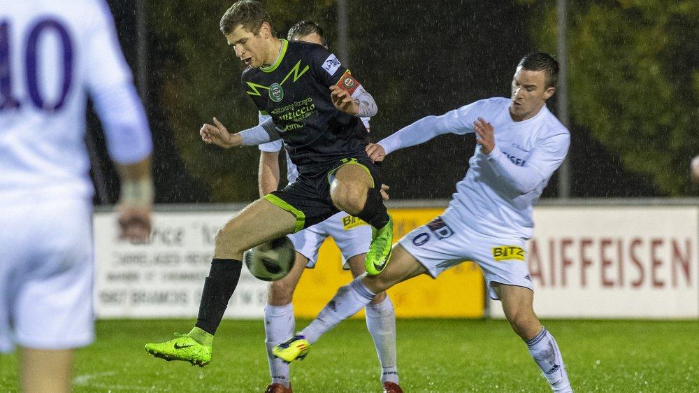 Bramois et Saint-Léonard devront encore lutter lors des cinq dernières journées de championnat au programme en deuxième ligue.