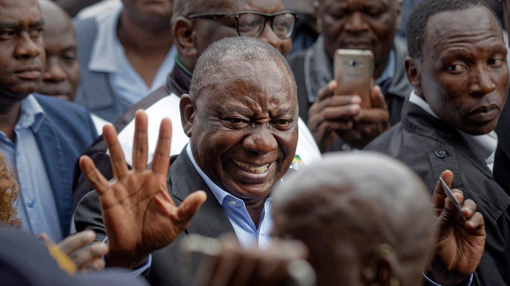 Afrique du Sud: l'ANC en tête des législatives selon des résultats partiels