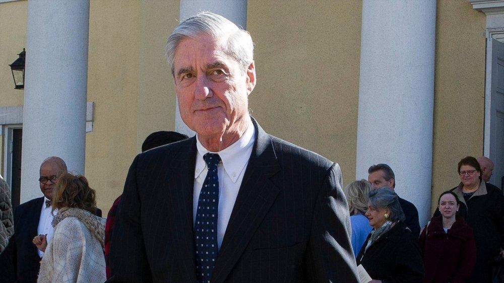 Le procureur spécial Robert Mueller fait l'objet d'un respect quasi universel pour ses états de service comme défenseur de la loi.