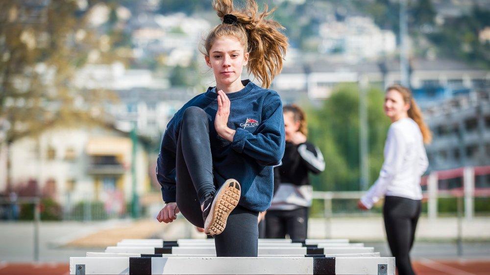 Manon Berclaz se rendra-t-elle à Bakou, en juillet prochain, pour le Festival olympique de la jeunesse?