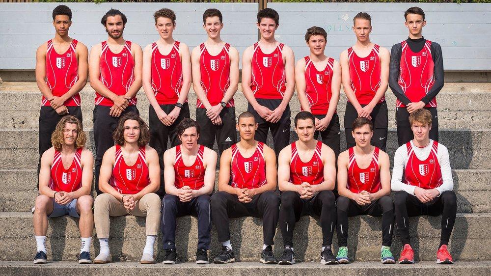 Les jeunes athlètes valaisans viseront le maintien, cette année. Un objectif qui reste ambitieux.