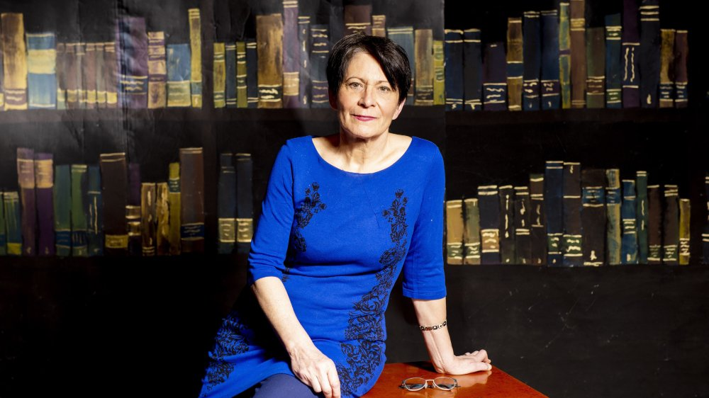 Françoise Gugger, pilier de la compagnie Alizé-Théâtre, transmet sa passion au public depuis 30 ans.