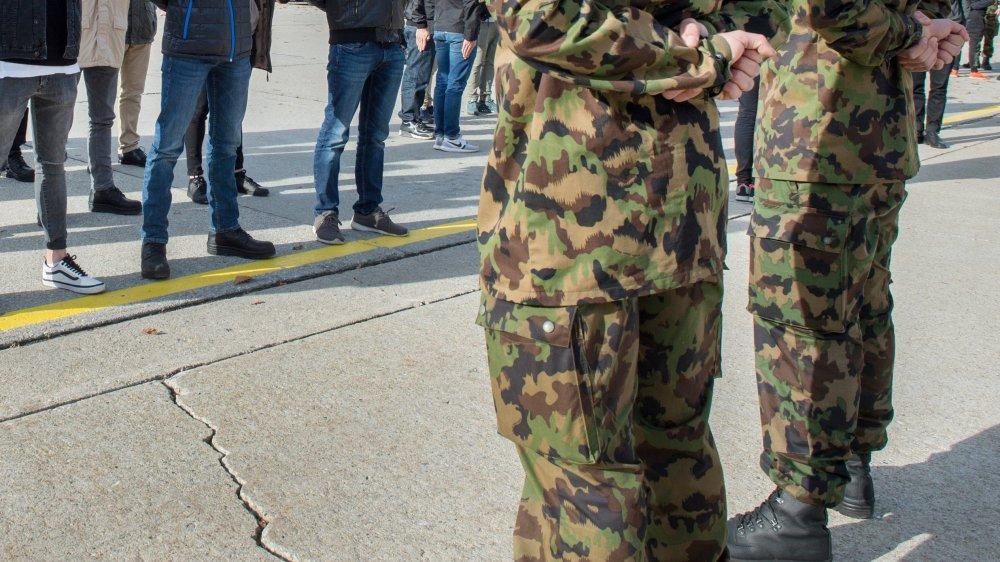 Ils sont environ 9000 en Valais à devoir s'acquitter de la taxe d'exemption de service cette année.