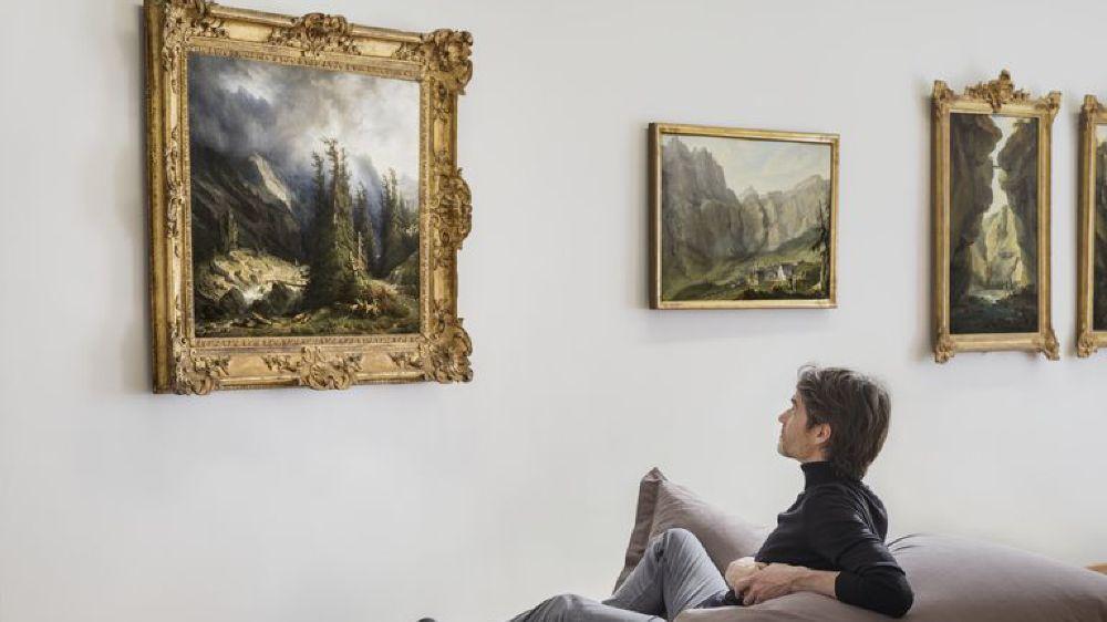 «Chi va piano» invite à prendre le temps devant les œuvres exposées