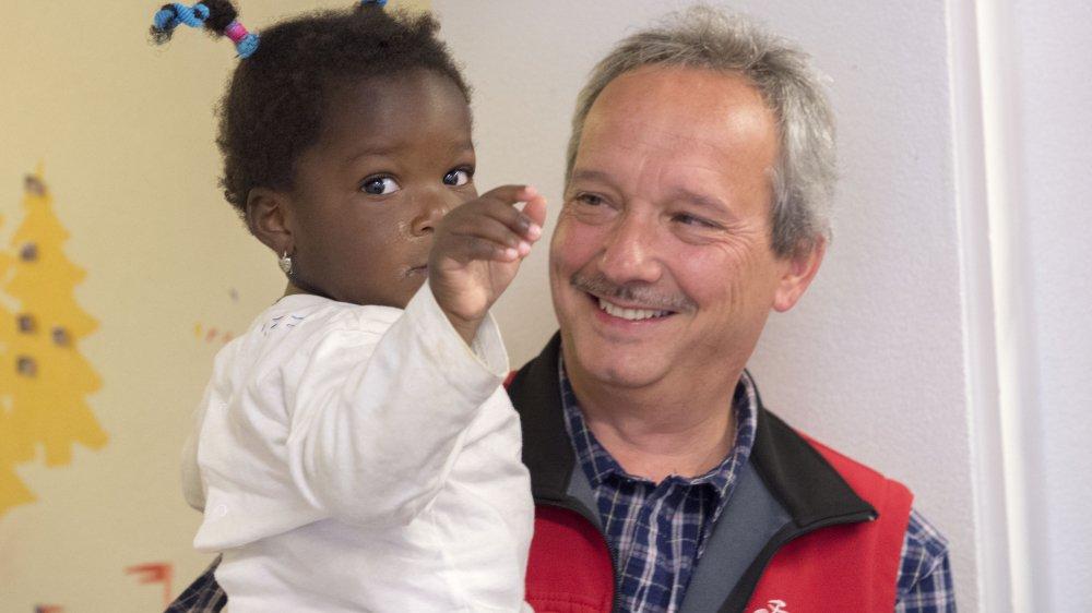 Philippe Gex, directeur de la maison-TDH Valais, se veut rassurant.