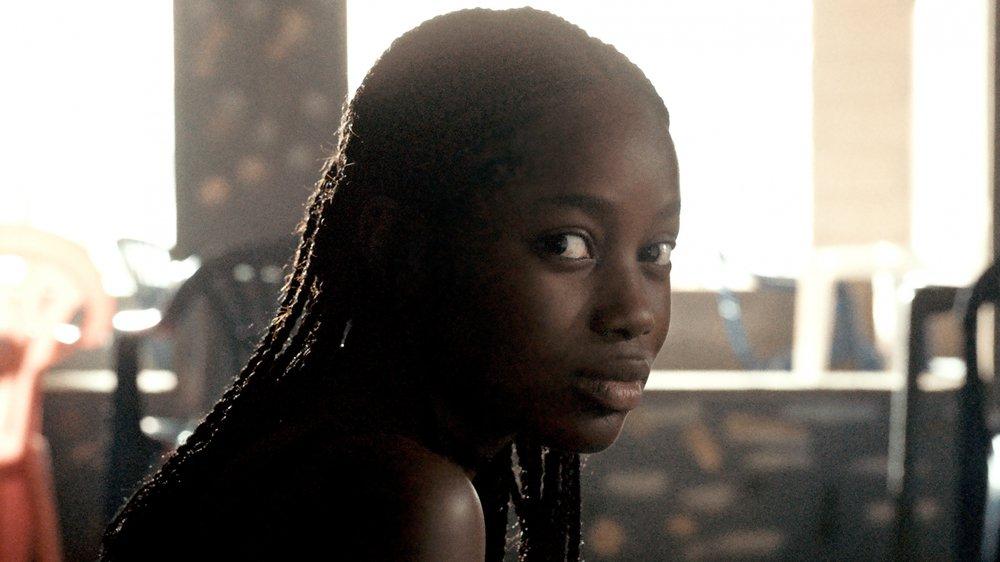 Mame Bineta Sane dans «Atlantique» de la réalisatrice sénégalaise Mati Diop.