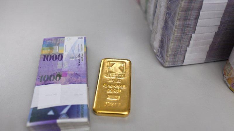 Six sondés sur dix voient les métaux précieux comme un investissement judicieux. (illustration)