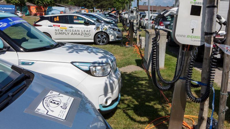 Le premier rallye 100% électrique de Suisse aura pour cadre le rallye du Chablais