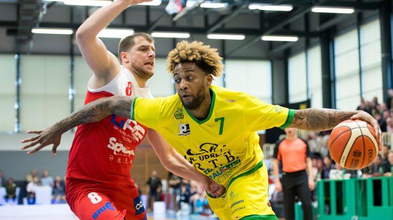 Basketball: le BBC Monthey prend l'avantage dans sa série contre Massagno