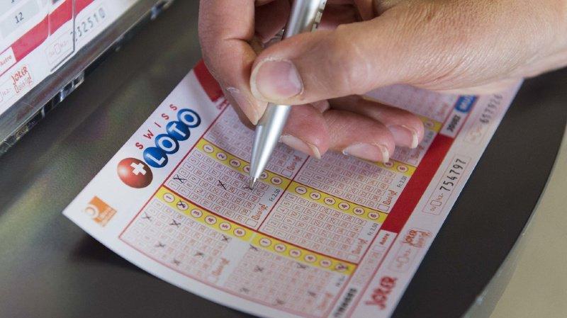 Loterie: Swiss Loto fait un nouveau millionnaire en Suisse